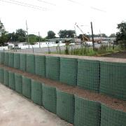Gabion Retaining Wall Hesco Blast Wall