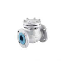 Jenis flanged Swing Check Valve