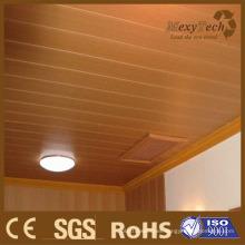 Excelente absorción acústica, resistencia al abeto, techo de madera ecológica