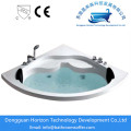 hydromassage bathroom corner whirlpool tub