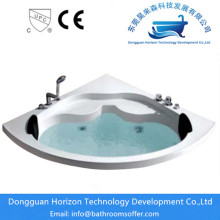Top for Sector massage Bathtub,Acrylic Sector Bath Tub,Indoor Sector Bath Tub,Sector 2 Person Bathtub Manufacturers in China hydromassage bathroom corner whirlpool tub supply to India Exporter