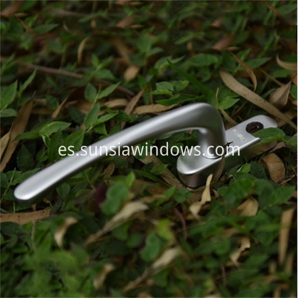 Door Lockable Handle for Aluminium,Wood Window