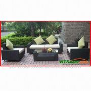 Outdoor Furniture PE Rattan Wicker sofa