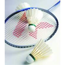 High quality  badminton racket/battledore