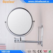 """6 """"und 8"""" rundes Badezimmer verstellbarer Kosmetikspiegel mit Vergrößerung"""