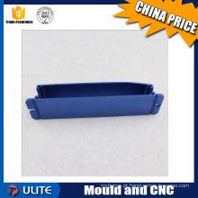 Peças de precisão de ligas de alumínio Processamento CNC