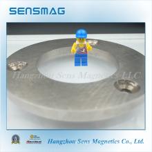 Постоянный магнит большого кольца AlNiCo для ветротурбины