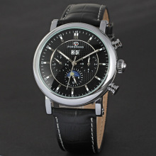OEM/ODM fashion mens automatic movement date watch