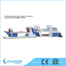 Sjdsd-90/50 Double-Layer Plastic Sheet Extruder