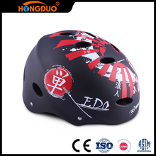 Modern design custom kids mini funny sports skateboard helmet