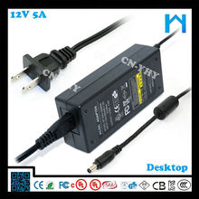ac adapter 12v 5a shenzhen/switch led transformer 12v /ce approved