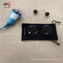 Bolsa de microfibra de limpieza y almacenamiento con cordón