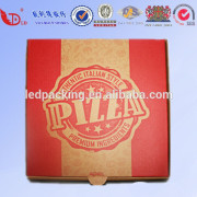 Take Away High Quality Paper Pizza Box Manufacturer in China Food Boxes Pizza Slice Box