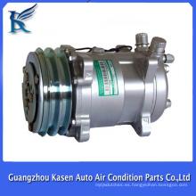 2A 24v automotriz sanden 508 compresor en la fábrica de China