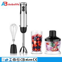 stainless electric juicer coffee grinder egg whisk electric hand food stick mixer 3in1 glass blender joyshaker blender bottles
