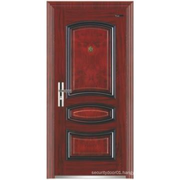 Panel Design Steel Security Door
