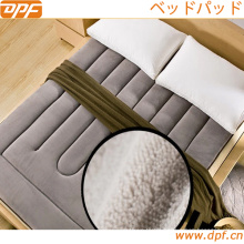 100% Polyester Mattress Topper Factory in China