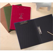 """Fichier d'archivage de papier couleur personnalisé personnalisé de qualité A4 3 """""""