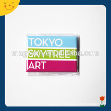 Customized tinplate frige magnets
