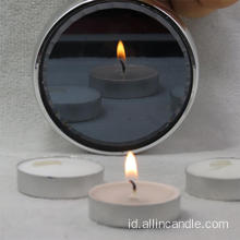 Nightlight Lilin Panjang 8 jam Tealights Tanpa Wangi Lilin