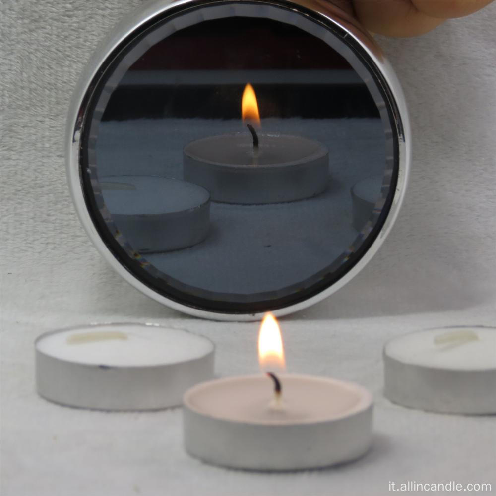 Nightlight 8 ore Long Burning Unscented Tealights Candle