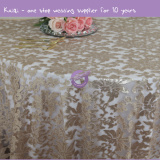MX0004E sequins table cloth Wholesale Wedding Table Linens table cloth for wedding Wedding Tablecloths