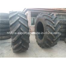 Neumáticos agrícolas radiales 480/80r46 460/85r42 600/65r38 710/70r38 710/70r42 con patrón R-1W para el uso del Tractor