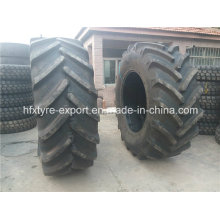Radial Agricultural Tyre 480/80r46 460/85r42 600/65r38 710/70r38 710/70r42 with R-1W Pattern for Tractor Use