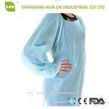 Vestido vendedor caliente del aislamiento del vestido del cpe de la buena calidad