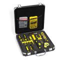 17PCS Aluminum Tool Box/Case