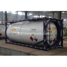 BV Certifiedated 20FT ISO Acid Tank