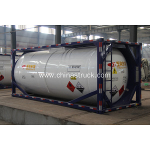 BV Certificated 20FT ISO Acid Tank