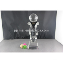 wholesale cheap price popular style crystal trophy award