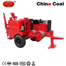 Extracteurs hydrauliques pour la pose de câbles souterrains