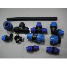 PE PP Pipe Fittings for Irrigation and Watering-Saving Irrigation