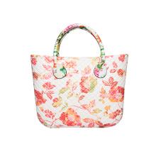 waterproof lightweight diamond EVA beach o style bags