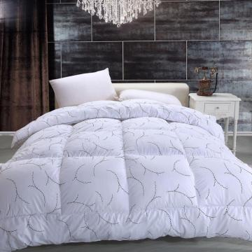 Microfibre Solid Printed Comforter/Quilt Sets