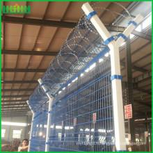 Vente en gros de produits meilleur prix poste de clôture d'aéroport
