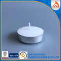Hot Sale Colored Unscented Home Decoration Tealight Candles