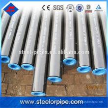 Mejor calidad sch80 tubería de acero al carbono tubería de línea
