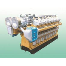Electric Diesel Engine Generator Set with 1000 - 5000 kW