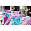 Ropa de cama de moda conjunto, textiles de tela de algodón y tipos de ropa de cama