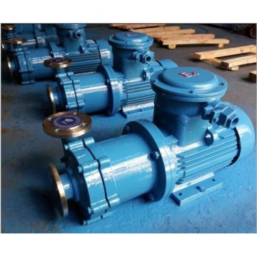 Stainless steel magnetic driven centrifugal pump