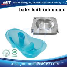 Injeção de bebê JMT bem-desenvolvida banho banheira molde ferramentaria bebê banheira molde fabricante