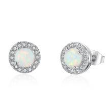Opal Earring New Fashion Popular jewelry Opal Stone Earrings