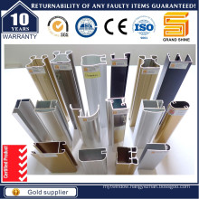 Different Surface Treatment Aluminum Profile for Window and Door
