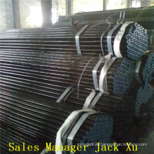 API line pipe a179 tensile strength seamless carbon steel pipe sch 40/80/160 black steel seamless pipes