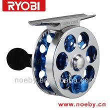 RYOBI Mini material de liga leve cnc Japan fly spool