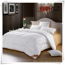 2014 Top Sale Cotton Wholesale Microfiber Filling White Quilt