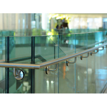 6mm 8mm 10mm 12mm clear float glass tempered laminated glass manufactures